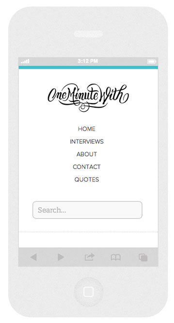 oneminutewith-mobile